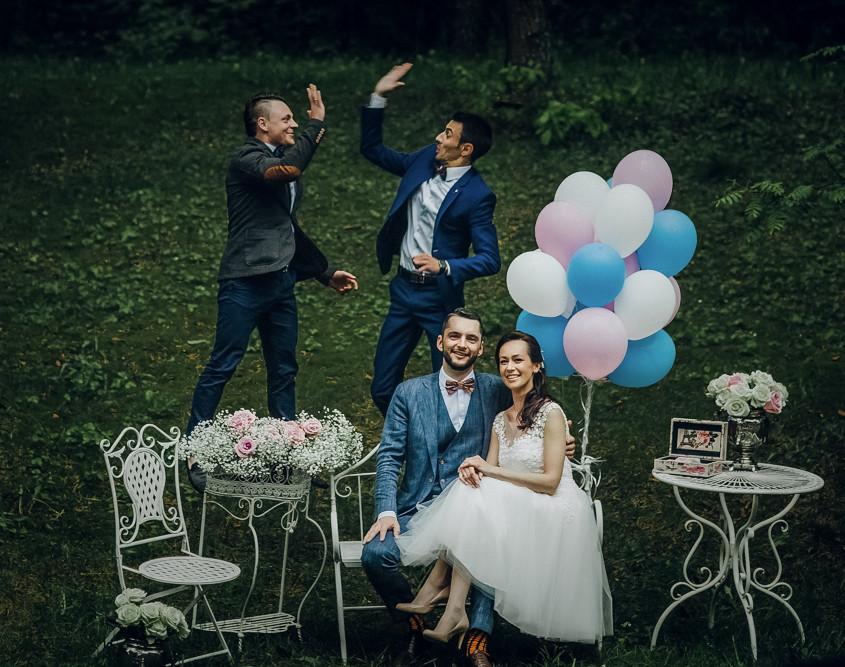 Renginiu ir vestuviu vedejas