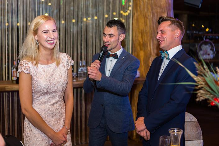 Vestuviu vedejas Justinas