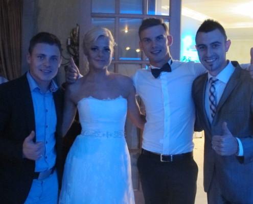 Vestuvių vedėjas ir DJ