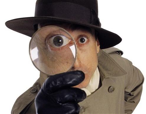 detektyvinis zaidimas
