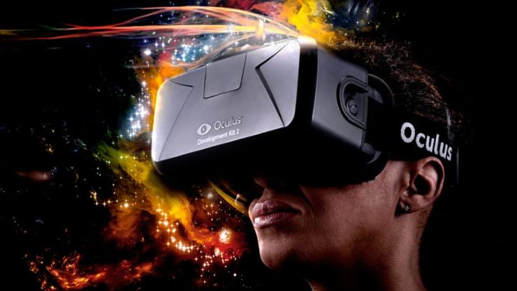 Virtualios realybės akiniai
