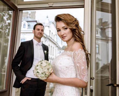 Vestuvių vedėjas Justinas Kupstas